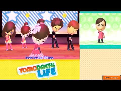 Tomodachi Life: Loving Things (Pop Song)