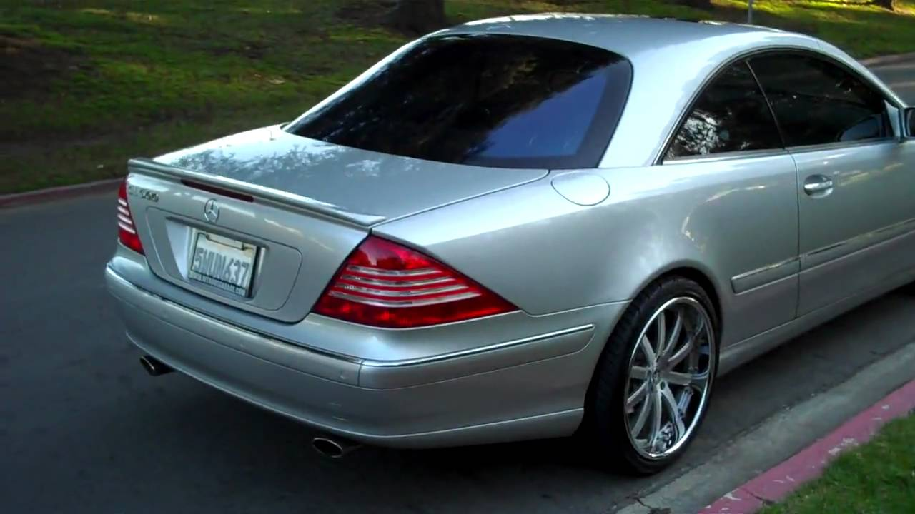 2002 cl 500 mercedes benz for sale youtube for 500 mercedes benz for sale
