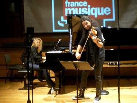 Nemanja Radulovic et Laure Favre Kahn - Grieg 2