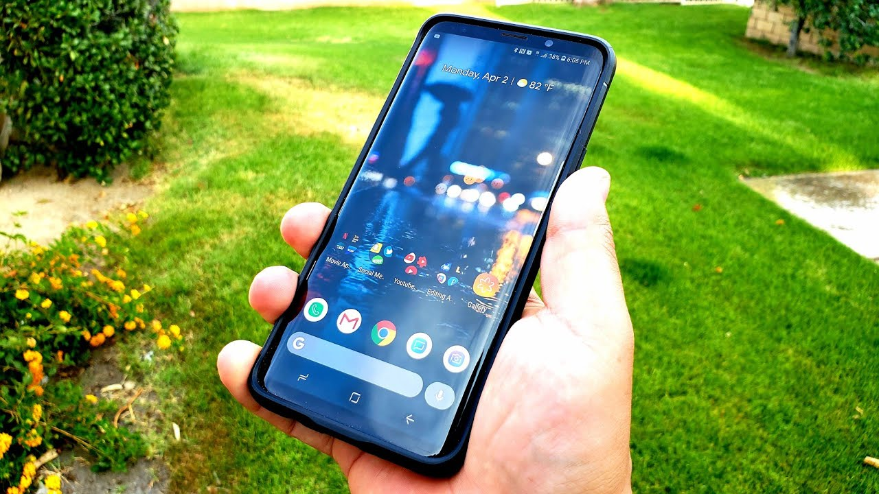 Google Pixel 3 Launcher On Samsung Galaxy S9 Plus Android P 9 0