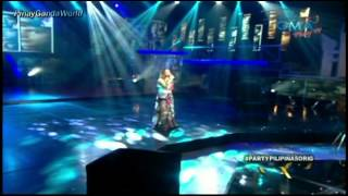 """Party Pilipinas [ORIG} - VOX """"Jolina Magdangal - Minsan Lang Kita IIbigin"""" = 2/24/13"""