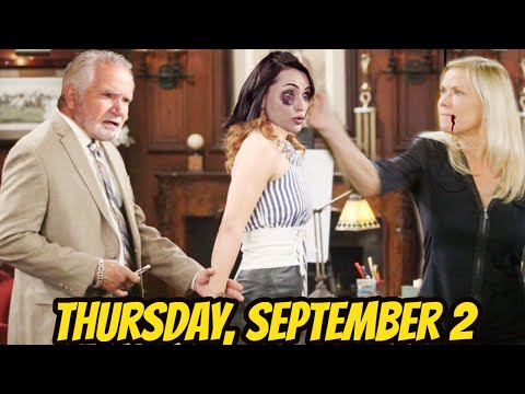 Download BB Thursday, September 2 Full | The Bold and the Beautiful 9-2-2021 Spoilers