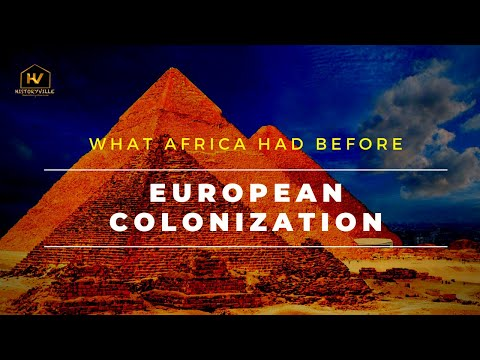 What Africa Had Before European Colonization