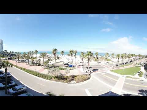 8 minutes at Clearwater Beach