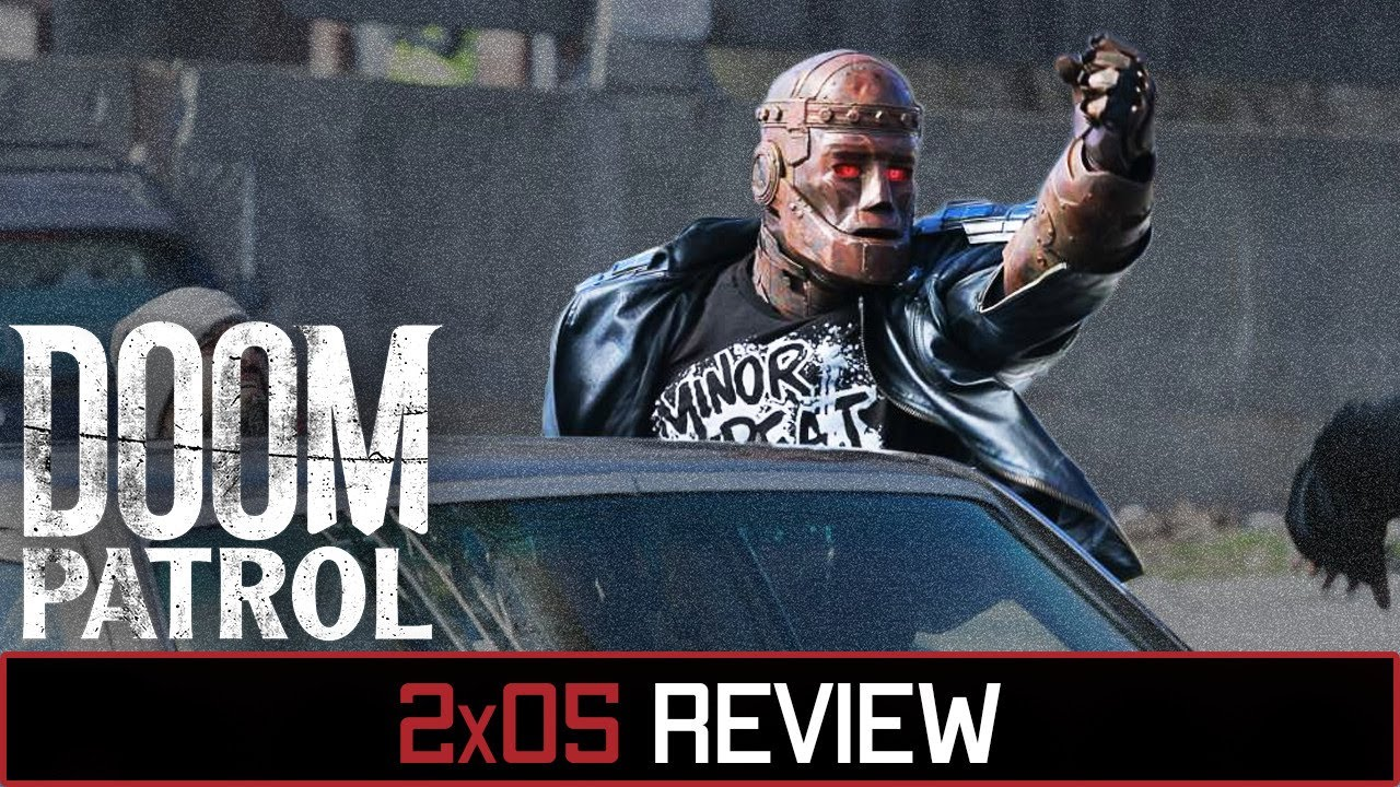 Doom Patrol Season 2 Episode 5 Finger Patrol Review Youtube