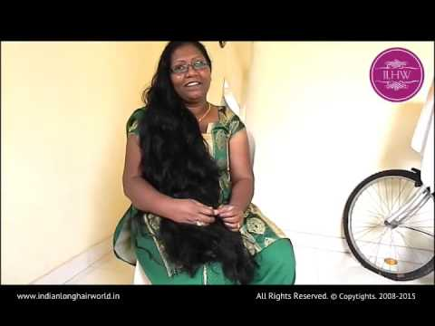 Interview with Indianlonghairworld's Real Rapunzel Reshma