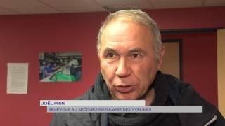 Secours Populaire Français : les bénévoles yvelinois à l'honneur