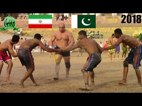 Iran Vs Pakistan Ordinace Factory 2018 Kabaddi Match | National Kabaddi Championship 2018 Lahore