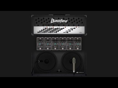 Amped CB4 | Chris Baseford Amp Sim Plugin