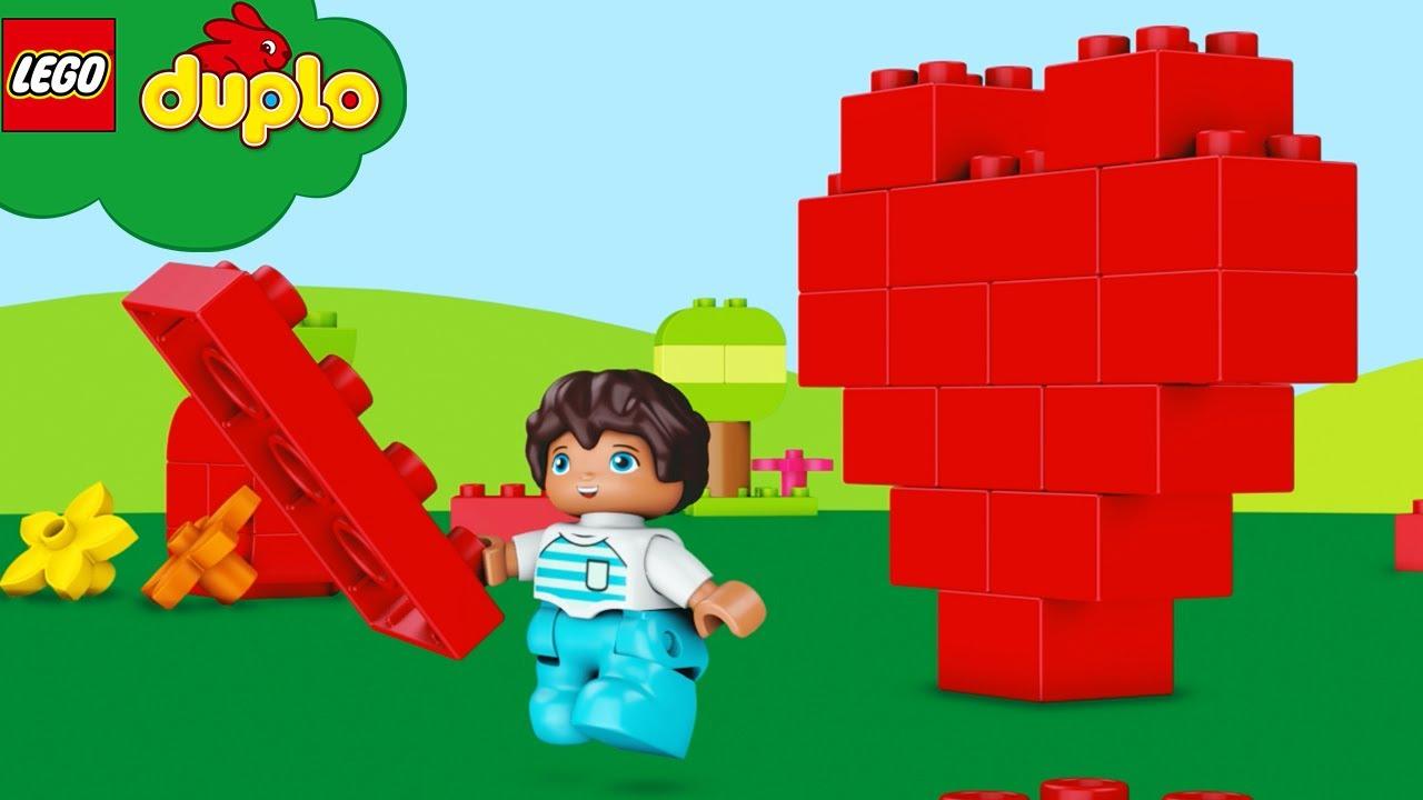 My Favorite Color LEGO | NEW! | LEGO DUPLO | Kids Learning Videos | Nursery Rhymes