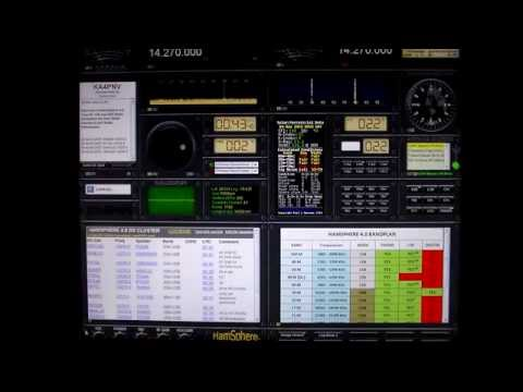 Virtual or real Amateur Radio or Both