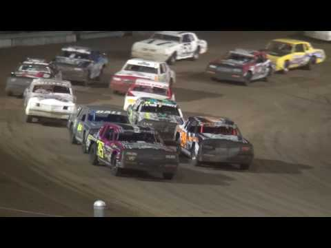 IMCA Hobby Stock feature Independence Motor Speedway 7/29/17