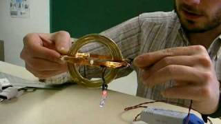 Induccion mutua entre bobinas (fundamento transformador y antenas radio)
