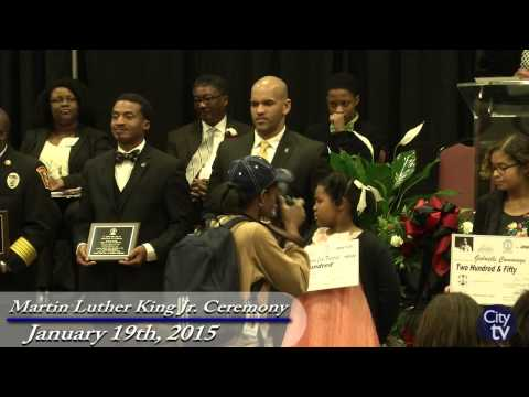 Dr. Martin Luther King, Jr. Celebration: January 19, 2015