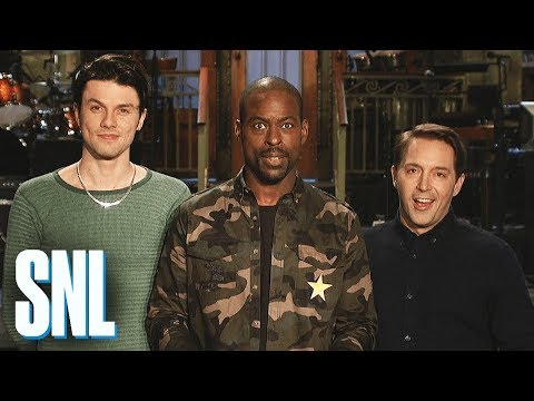 Sterling K. Brown Hosts SNL, Not This Is Us