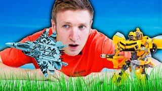 Игры #Трансформеры: видео про #игрушки. ✌ Возвращение Мегатрона. Видео для детей