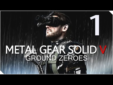 METAL GEAR SOLID V GROUND ZEROES | Capitulo 1 | La historia de Big Boss