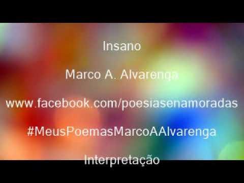 vídeo INSANO - Marco A. Alvarenga