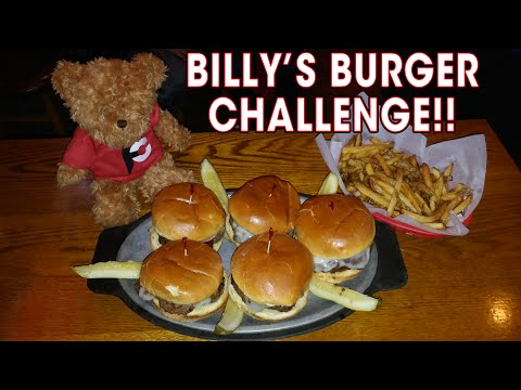 Bacon CHEESEBURGER Challenge in NEW HAMPSHIRE!!