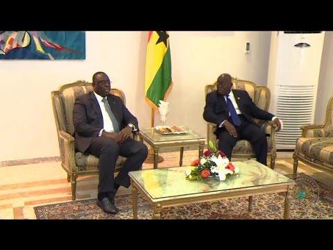 President Akufo-Addo calls for stronger ECOWAS economy