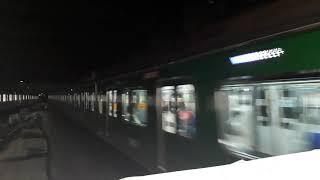 【今月末まで】東急5000系5122F(青ガエル) 各停渋谷行き 日吉到着