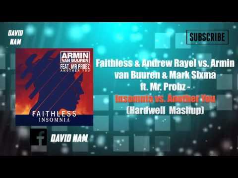 Insomnia vs. Another You (Hardwell Mashup) [David Nam & Ariel Cano Remake]