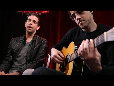 Broadway Unplugged: A Bronx Tale Star Nick Cordero Sings an Acoustic