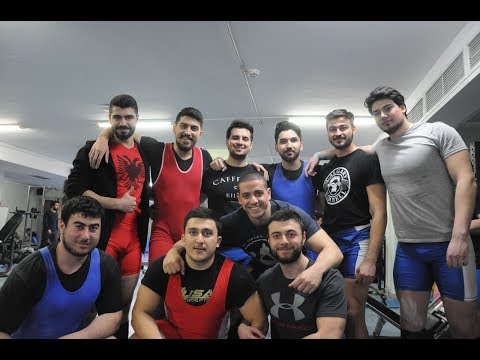 [VLOG]: 2018 Türkiye Powerlifting Şampiyonası - Bench Press