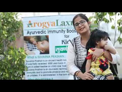 Suvarna Prashan Testimonial by Parent at ArogyaLaxmi Ayurvedic Health Care Unit
