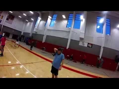 GoPro: Thomas Gary-Homes, Olivet College Mens Volleyball Team