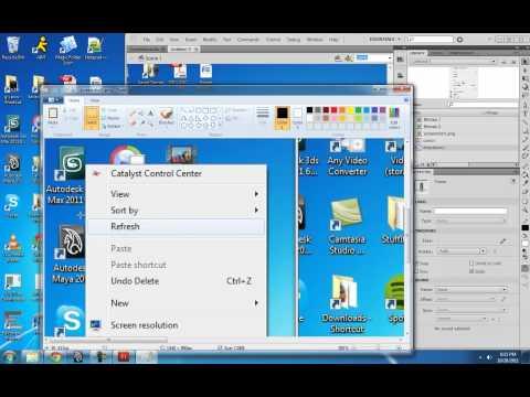 ALAN BECKER - Using Screenshots in Flash