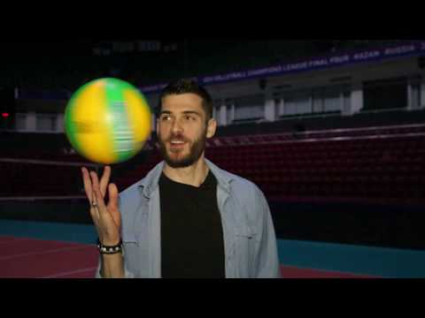 #CLF4Kazan: Matt Anderson is overjoyed with everyone coming to Kazan, he will never give you up!!