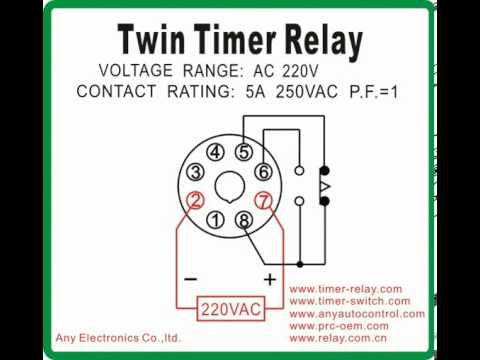 hqdefault twin timer relay youtube,Wiring Twin Timer Relay