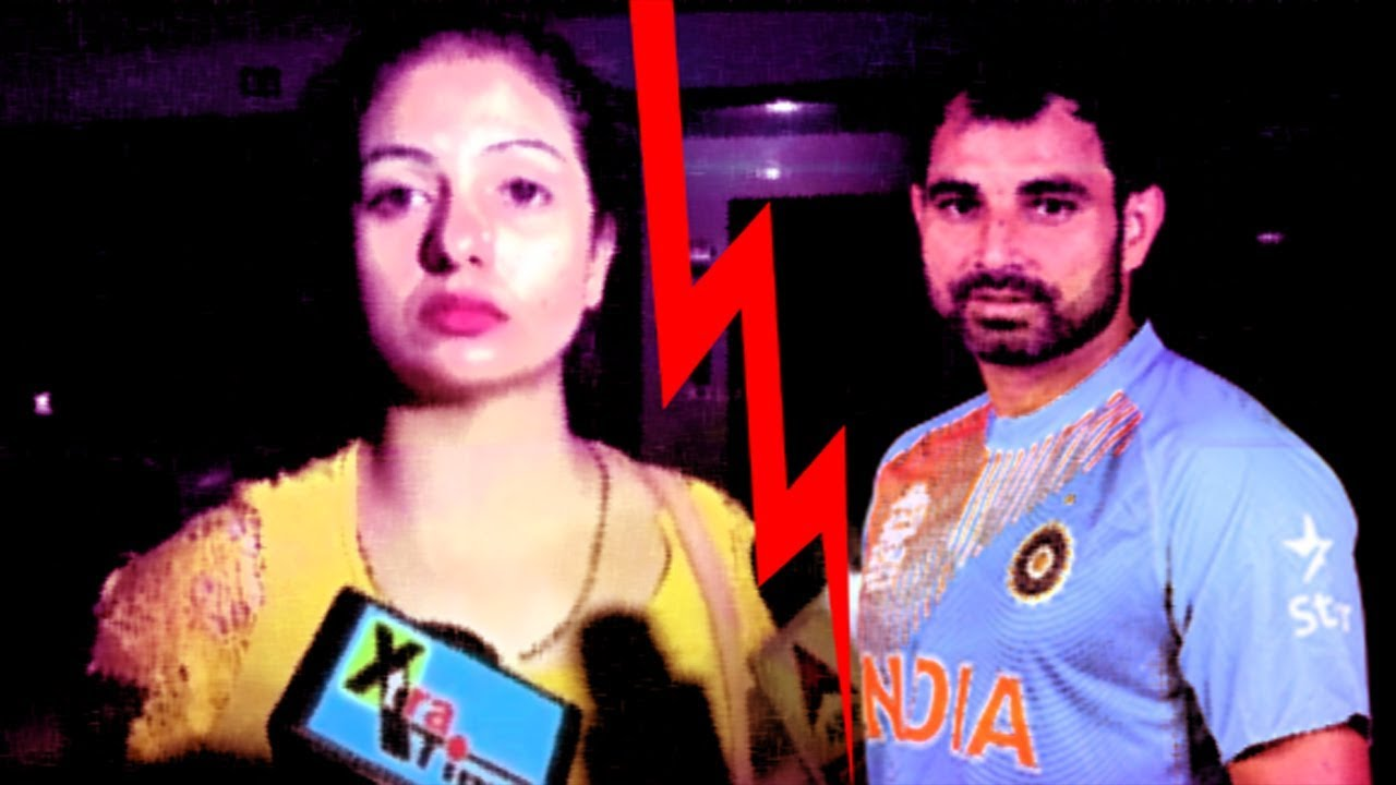 Sex Scandal Find Out How Indian Fast Bowler Md Shami Is In Serious Trouble Mohammed Shami