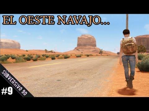BEYOND TWO SOULS | Gameplay Español #9 EL OESTE NAVAJO