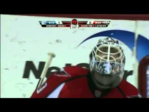 Wojtek Wolski Awesome Shootout Goal