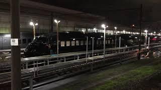 大分車両センター787系特急36ぷらす3 2021年1月23日