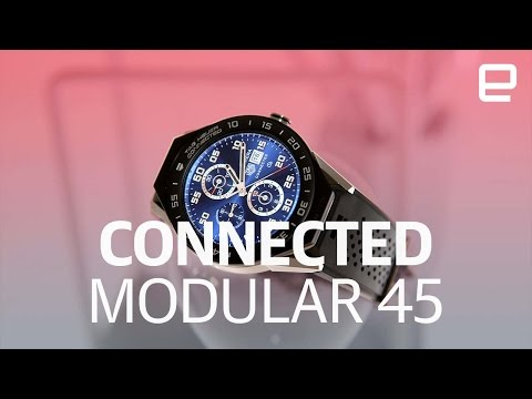 Tag Heuer Connected Modular 45 Review | IRL