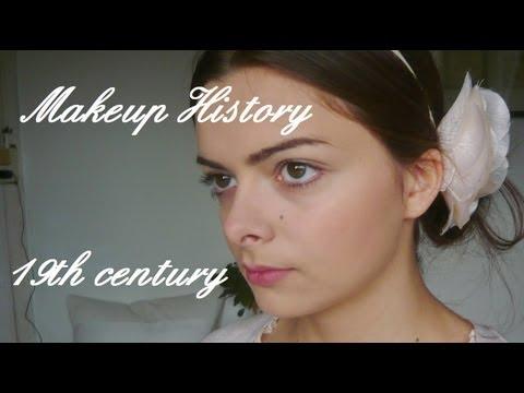 Makeup History: 19th century (Victorian era)