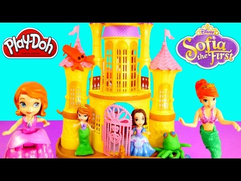 Play Doh Peppa Pig ♥ Surprise Eggs Toys ♥ Sofia The First ♥ Surprise Eggs Shopkins ♥ Eggs kinder