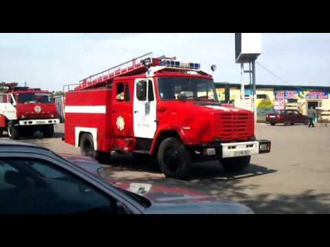Ложный вызов пожарных