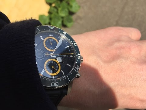 Christopher Ward C60 Trident Pro - Automatic Luxury Chronograph Review