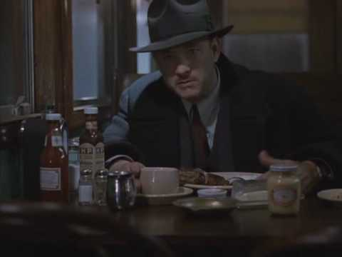 Road to Perdition.....Sullivan meets McGuire