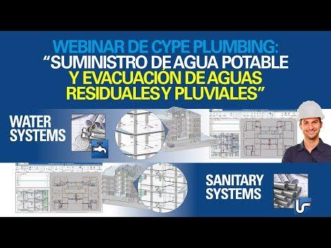 Webinar CYPEPLUMBING Water y Sanitary Systems 18/04/18 - Software de Instalaciones Sanitarias