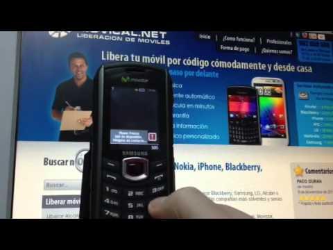 Liberar Samsung B2700, desbloqueo de teléfono por imei