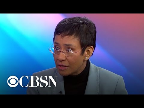 "Maria Ressa, critic of Philippines president, arrested for ""cyber libel"" Mp3"
