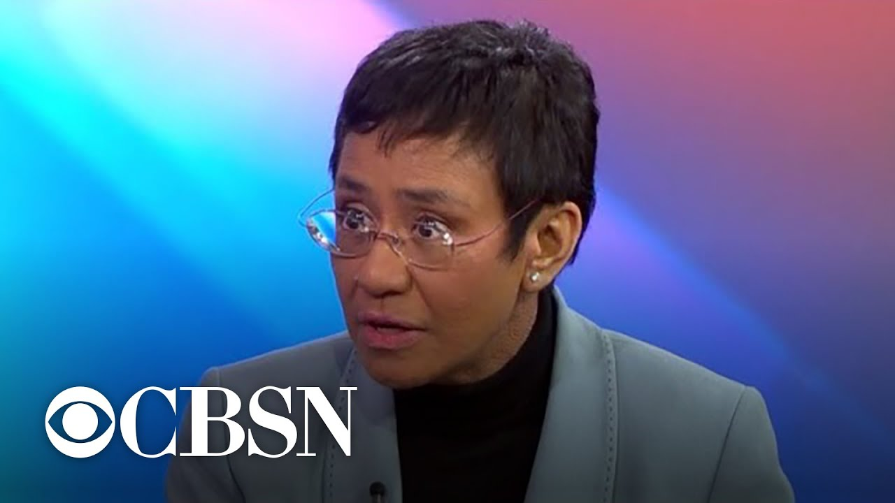 "Maria Ressa, critic of Philippines president, arrested for ""cyber libel"""
