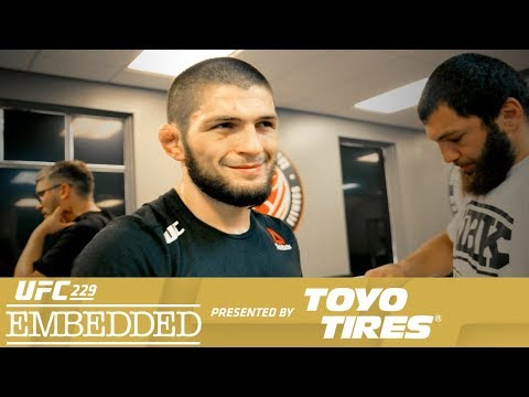 UFC 229 Embedded: Vlog Series - Episode 2