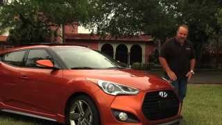 2013 Hyundai Veloster Turbo M T Review by Voxel Group Garage TV