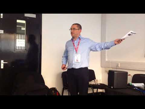 Improving the Mental Health of English Language Teachers - IATEFL - Brighton 2018